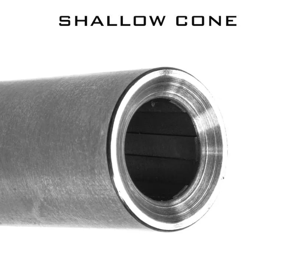 Shallow Cone