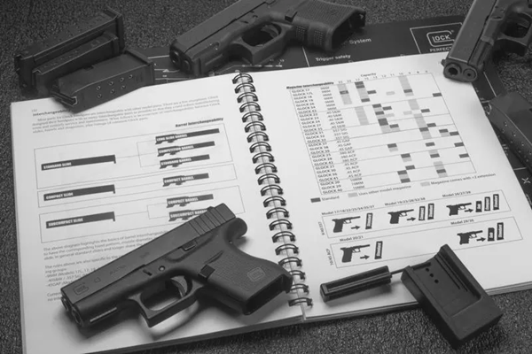 The Complete Glock Reference Guide - New charts and diagrams