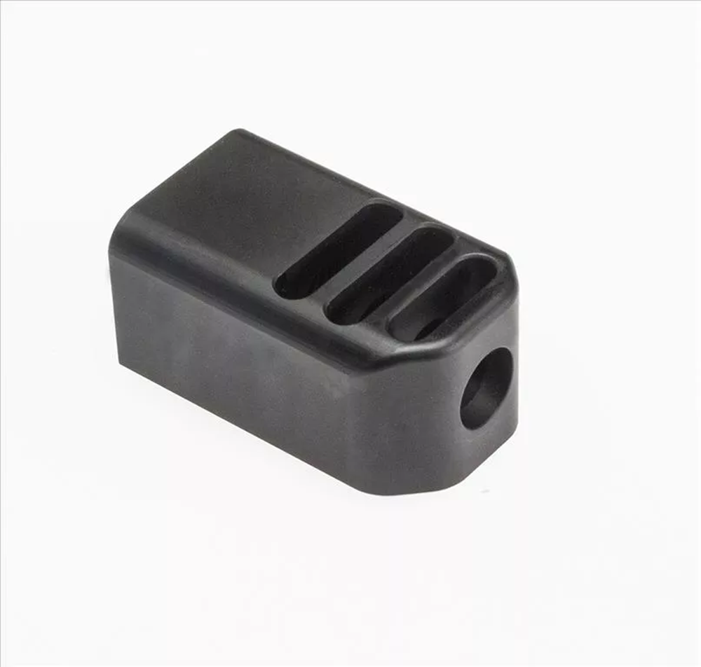 Glock Flat Face with Bullnose Comp