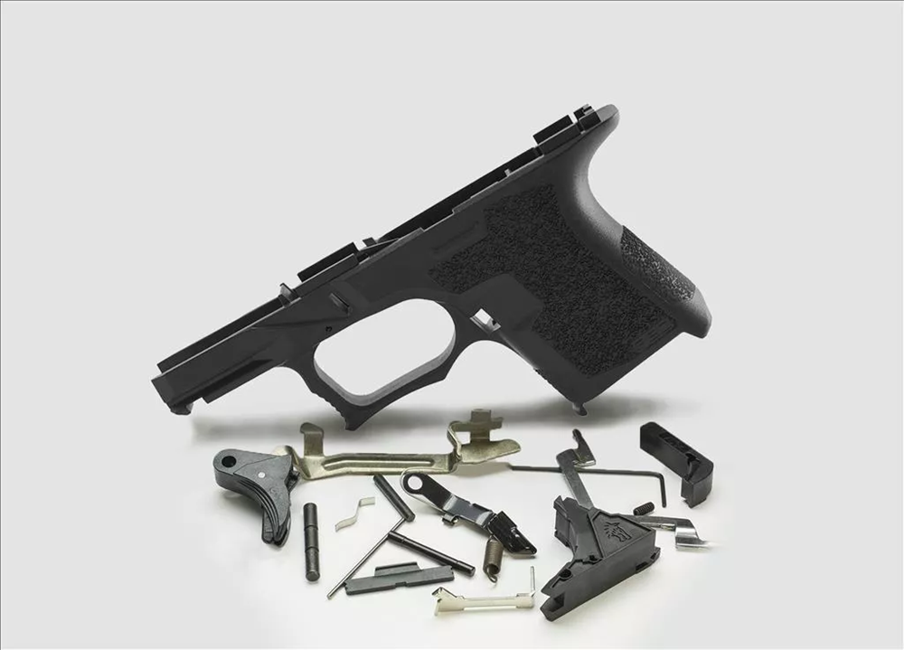 P0ly80 SubCompact w/ Frame Completion Kit