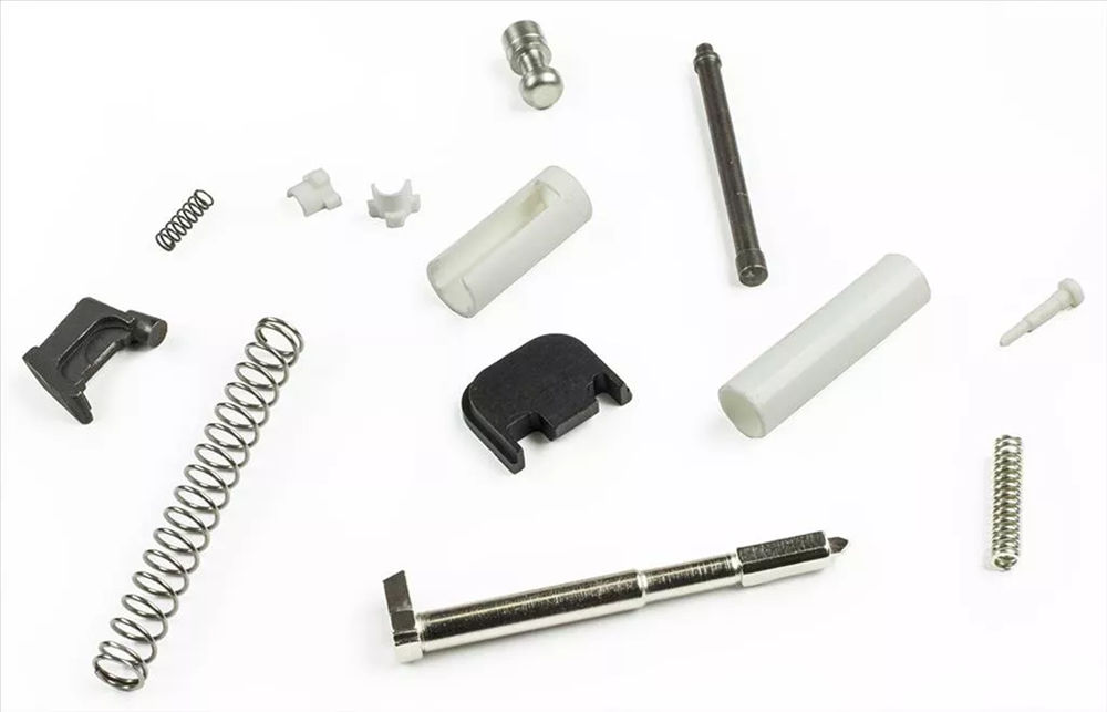 Slide completion kit for .40 S&W Glock models