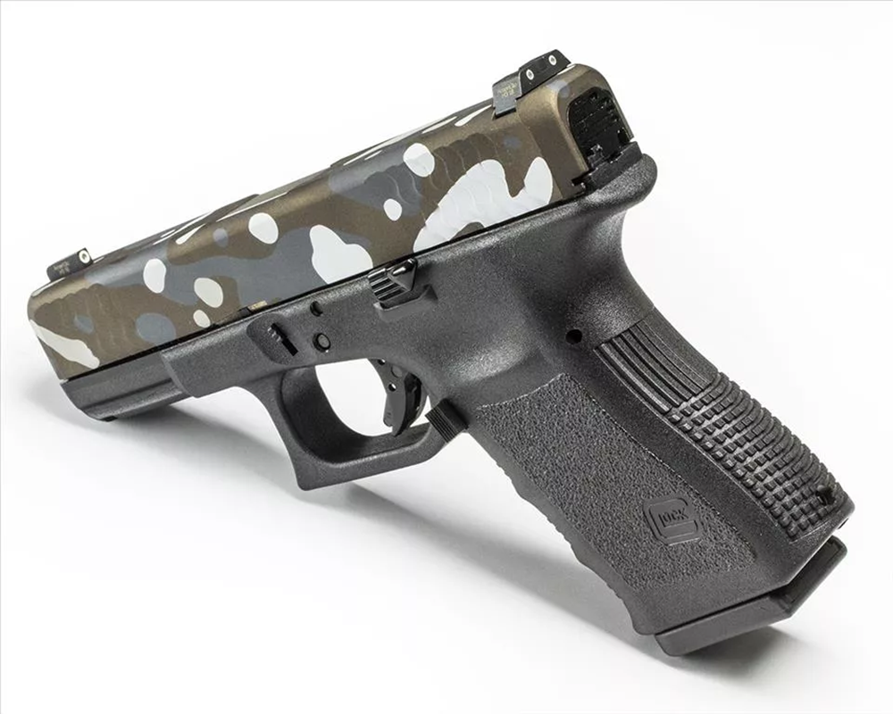 Complete Grey Man Gun with Battlecam Urban finish